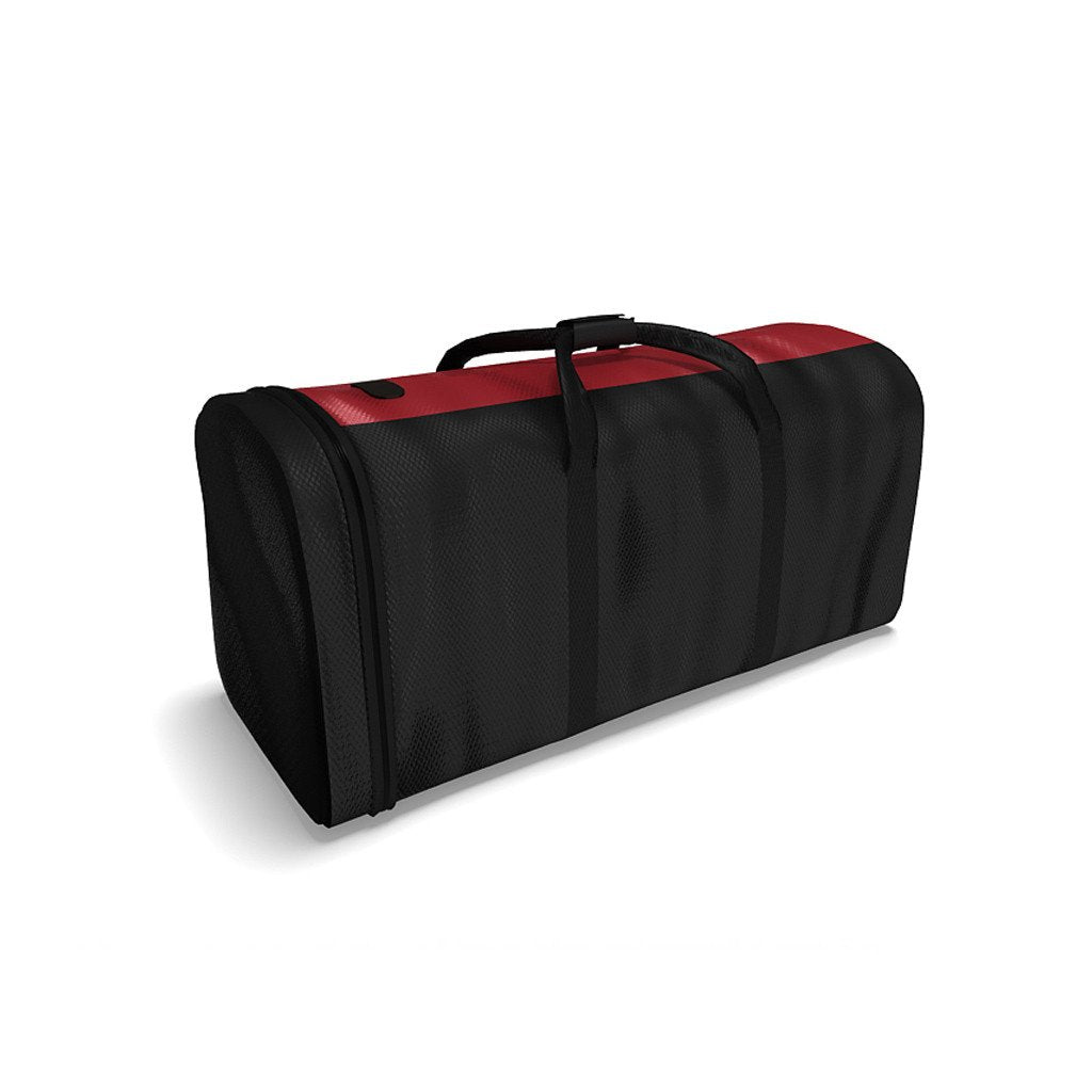 BrandStand WLMEE Waveline Tension Fabric Display Kit carry bag