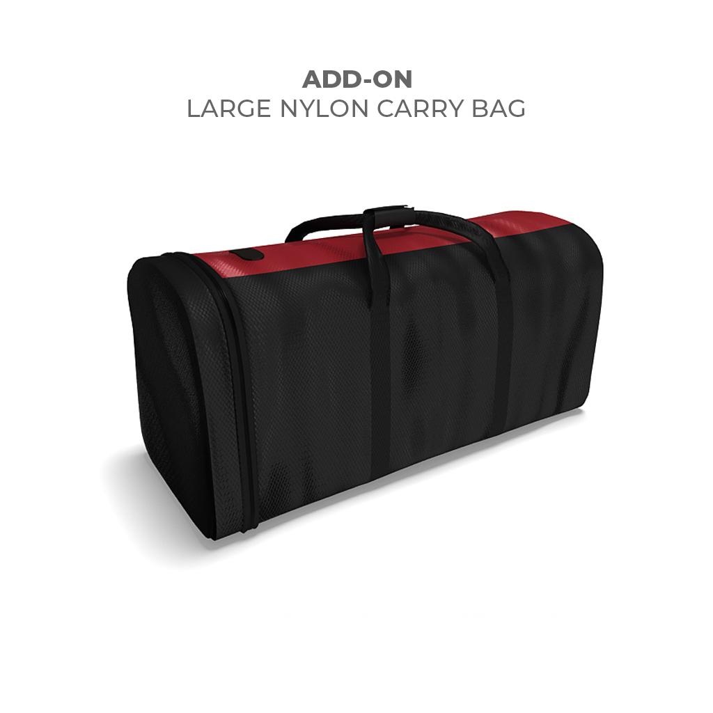 WaveLine Media® Panel Laarge Nylon Carry Bag