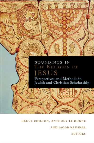 Soundings in the Religion of Jesus: Perspectives and Methods in Jewish and Christian Scholarship