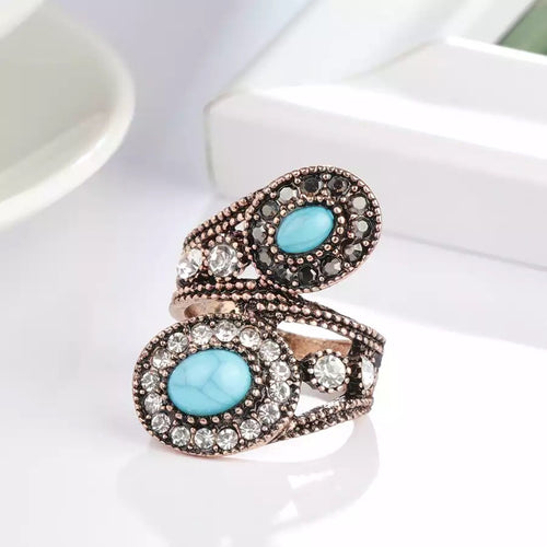 Spirit Stone Statement Ring
