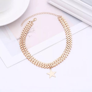 Starlight Collar Necklace