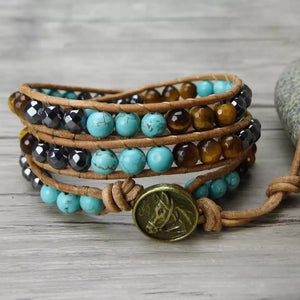 Spirit Of The West Bracelet - Mandala Jane