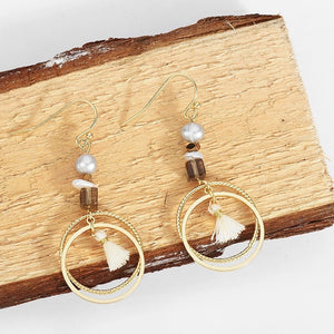 Persephone Drop Earrings