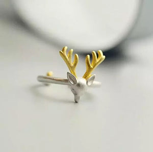 Darling Deer Ring - Mandala Jane