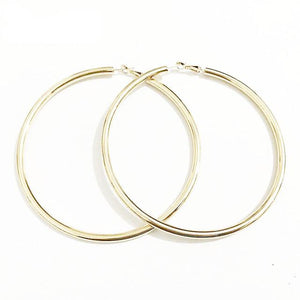 Timeless Hoop Earrings - Mandala Jane