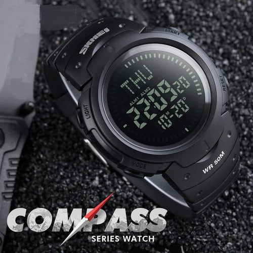 Search & Rescue Compass Watch
