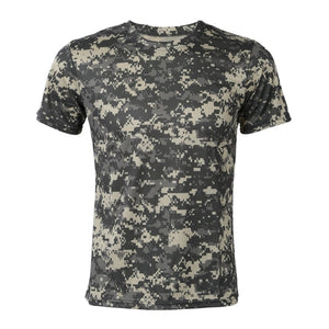 Camouflage Breathable T-Shirt