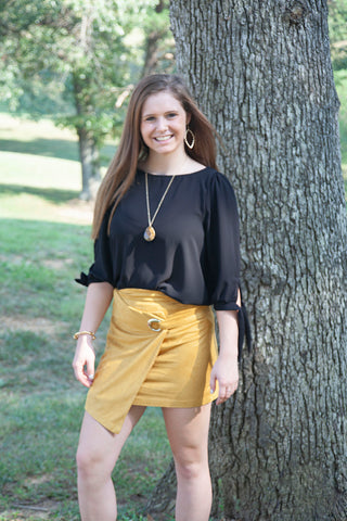 The Simple Life Skirt - Cotton Charm Boutique