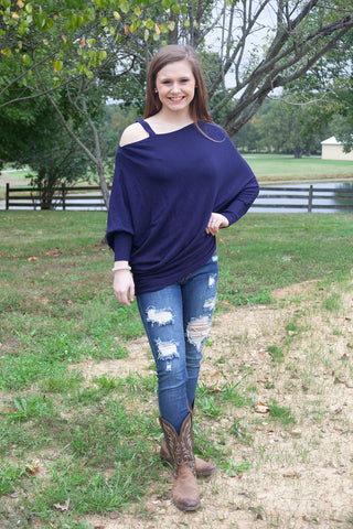 Take a Good Look Sweater - Cotton Charm Boutique