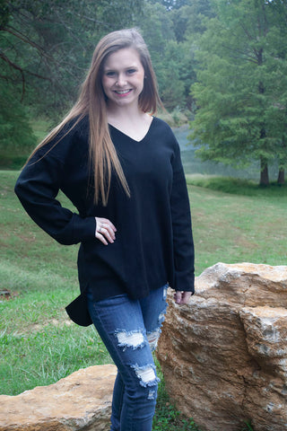 Let the Good Times Roll Sweater - Cotton Charm Boutique