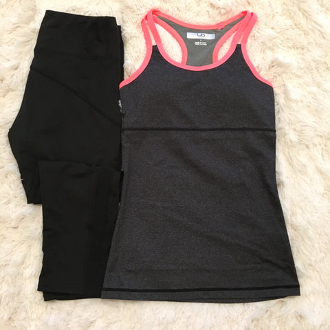 Hitting the Gym Tank Top - Cotton Charm Boutique