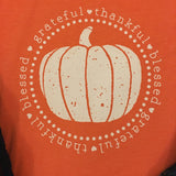 Happy Fall T-shirt - Cotton Charm Boutique