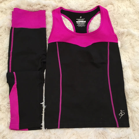 Fit and Fabulous Workout Set - Cotton Charm Boutique