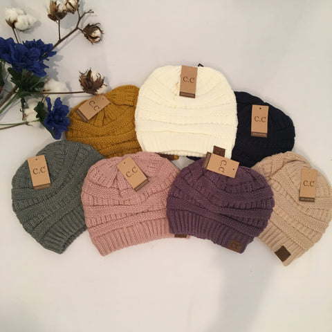 CC Beanie - Cotton Charm Boutique