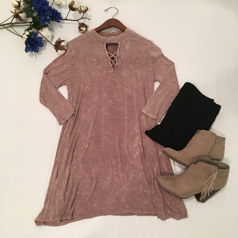 Last Weekend's Love Tunic - Cotton Charm Boutique