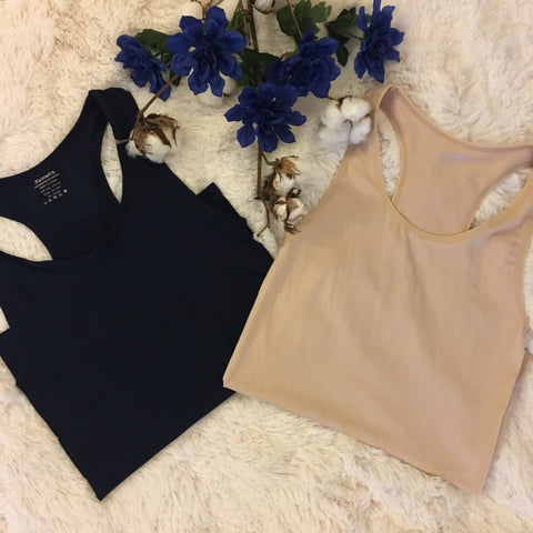 Very Basic Tank Top - Cotton Charm Boutique