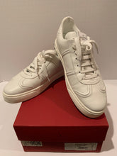 Valentino flycrew rockstud white low top sneakers