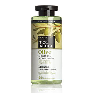 MEA NATURA Olive Showergel Wellness Revival