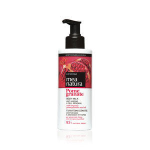 MEA NATURA Pomegranate Body Milk