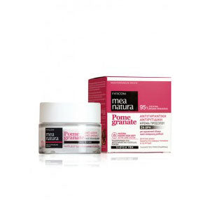 MEA NATURA Pomegranate Anti-Ageing & Antifalten 24 Std. Gesichtscreme