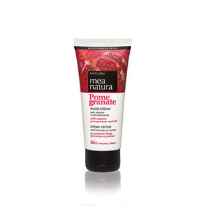MEA NATURA Pomegranate Hand Cream