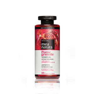 MEA NATURA Pomegranate Showergel