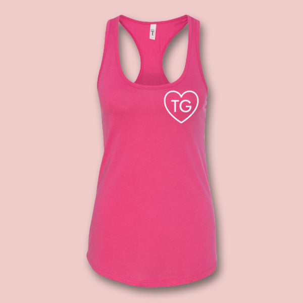 TG Heart Tank - Women's