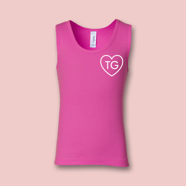 TG Heart Tank - Youth