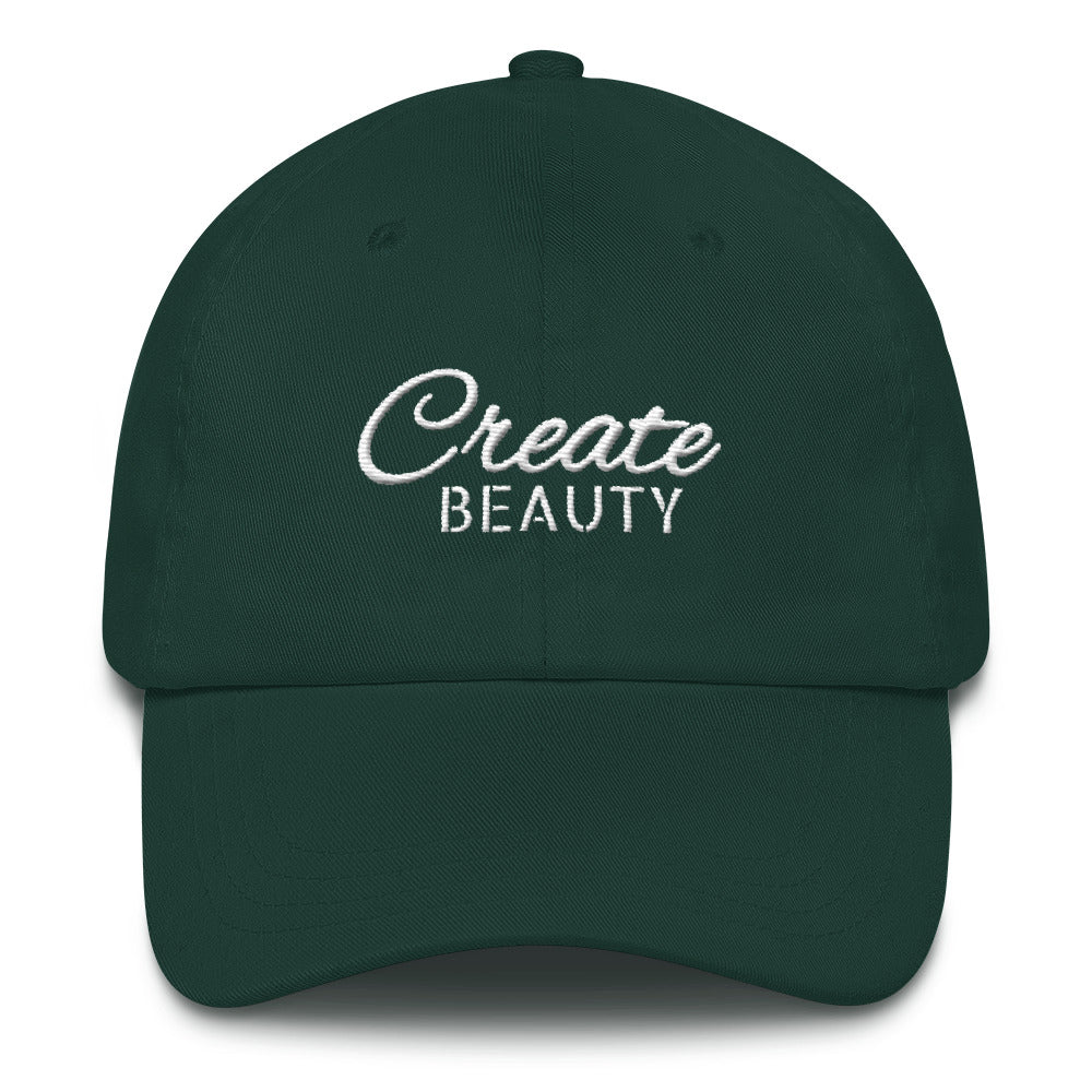 Create Beauty Dad hat