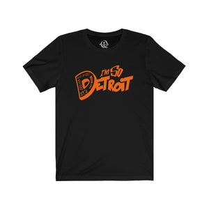 Men's I'm So Detroit (Orange Logo)