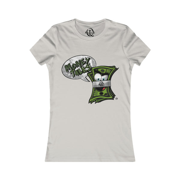 Women's Money Talks Shirt