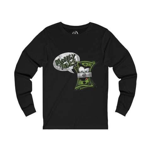 Men's Money Talks long sleeve