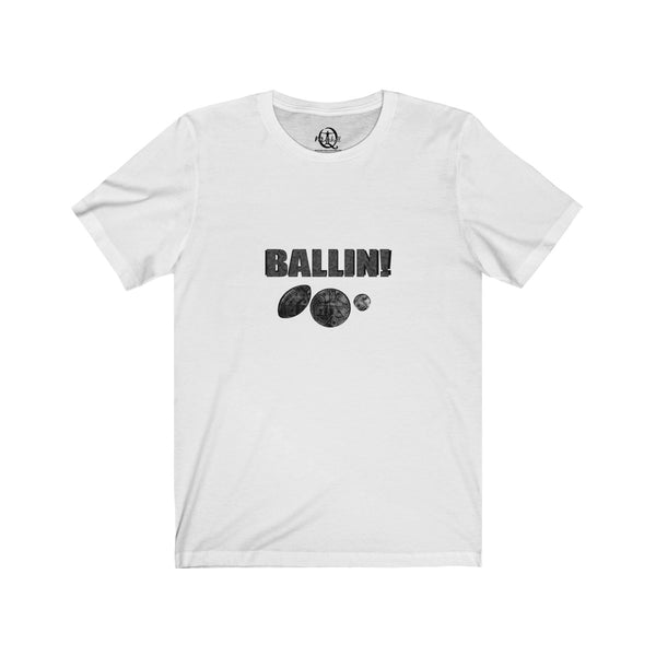 Men's Ballin! (Black Logo)