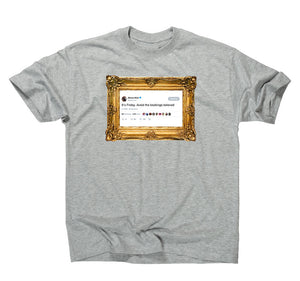 AVOID THE BOOKINGS TEE