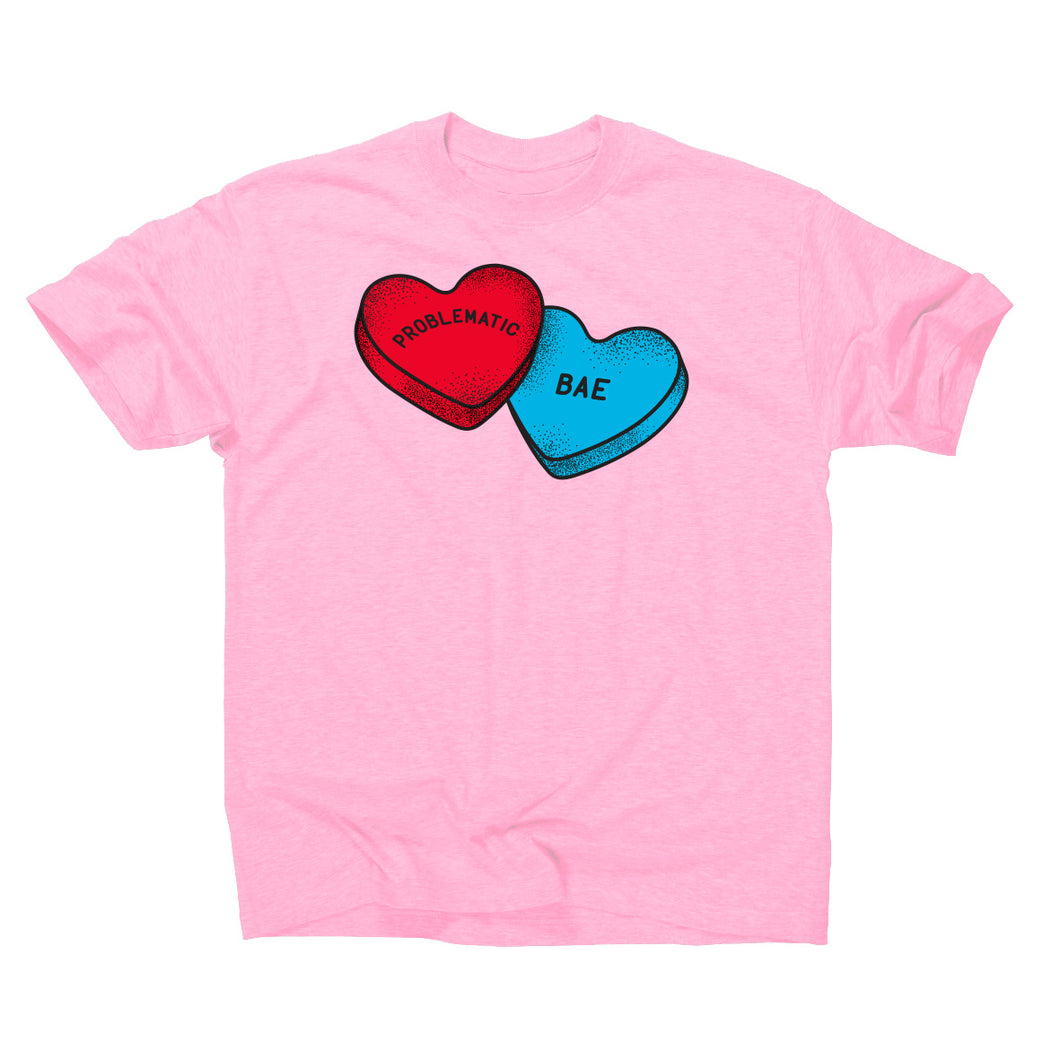 PROBLEMATIC BAE TEE (PINK)