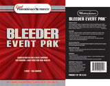 Bleeder Event Pack