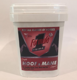 Equine-Red Label Hoof and Mane Support Pellets