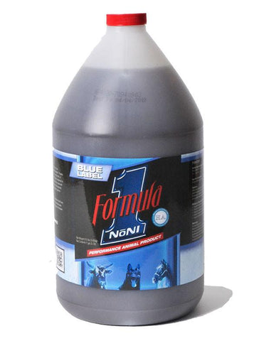 Equine-Formula 1 Noni Blue Label with Hyaluronic Acid
