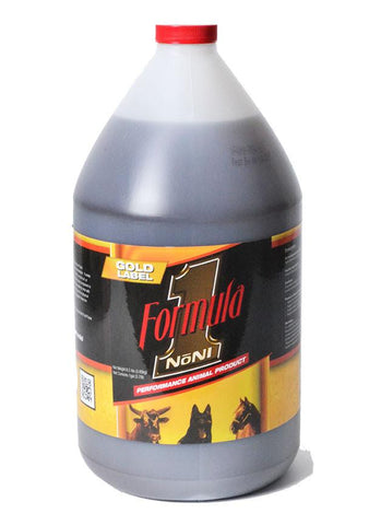 Equine-Formula 1 Noni Gold Label Nutritional Support