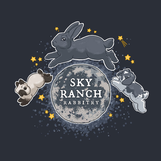 Sky Ranch Rabbitry Custom Rabbitry Logo