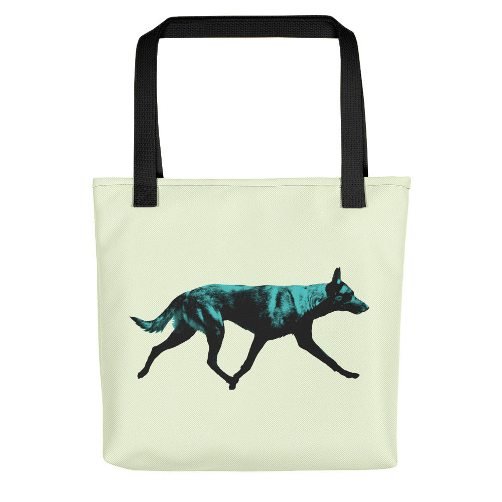 Belgian Malinois Dog Tote Bag - conkberry