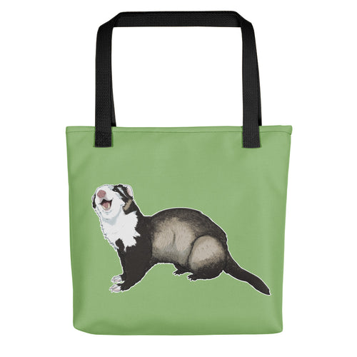 Ferret Tote Bag - conkberry