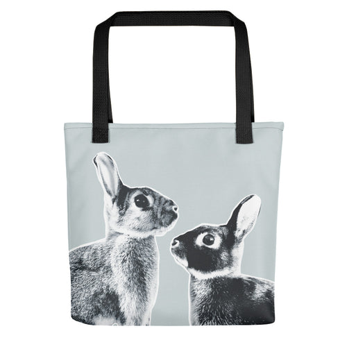 Britannia Petite Rabbit Tote Bag - conkberry