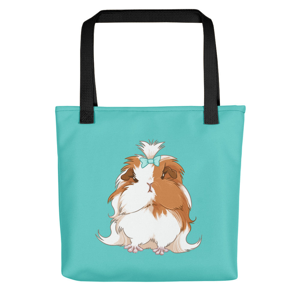 Grumpy Silkie Cavy Tote Bag - conkberry