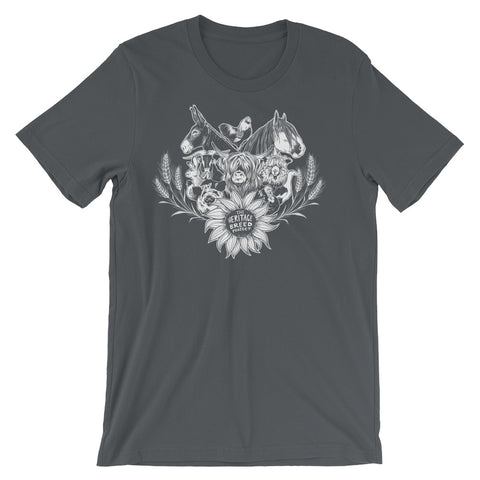 Heritage Breed Project Unisex T-Shirt
