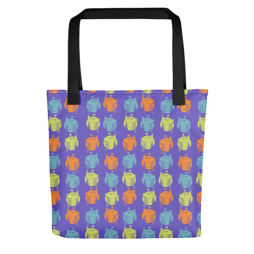 A New Leash Dog Training Tote Bag - conkberry
