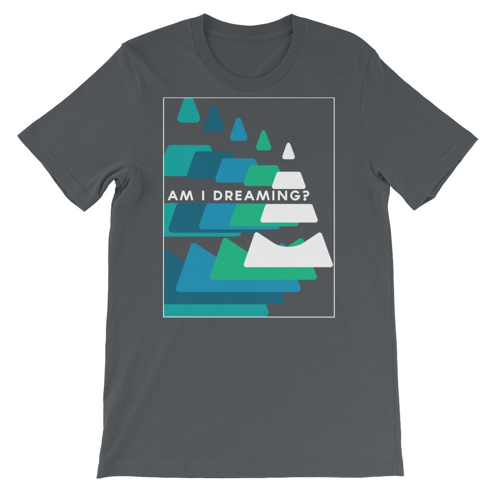 "Oneironaut Echo ""Am I Dreaming?"" Shirt"