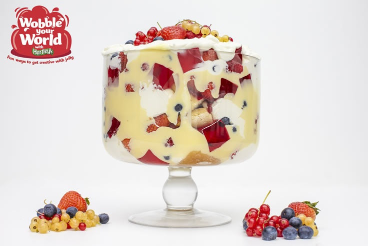 Hartleys Summer Berry Trifle