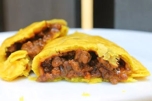 Jamaican Bisto Beef Patty