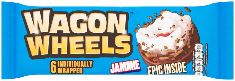 Wagon Wheels Jammie 6PK